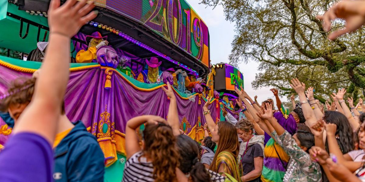 Mardi Gras parades held Saturday in BR, Baker