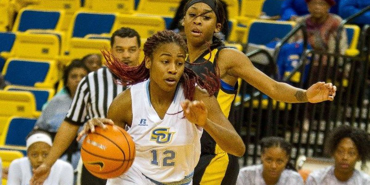 Lady Jags rally past Grambling in first SWAC game of season