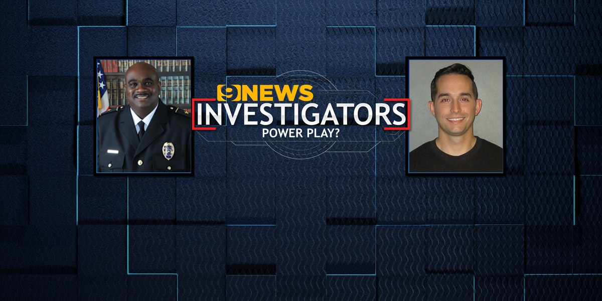 POWERPLAY: Baker officer arrested in alleged 'witch hunt' led by police chief