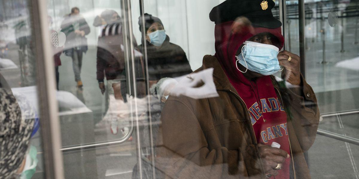 US coronavirus death toll approaches milestone of 500,000