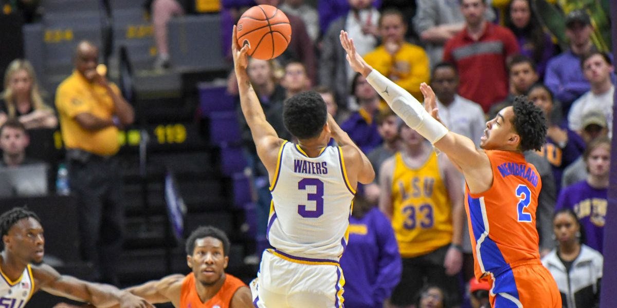 No. 1 seed LSU set to face No. 8 seed Florida in SEC Tournament