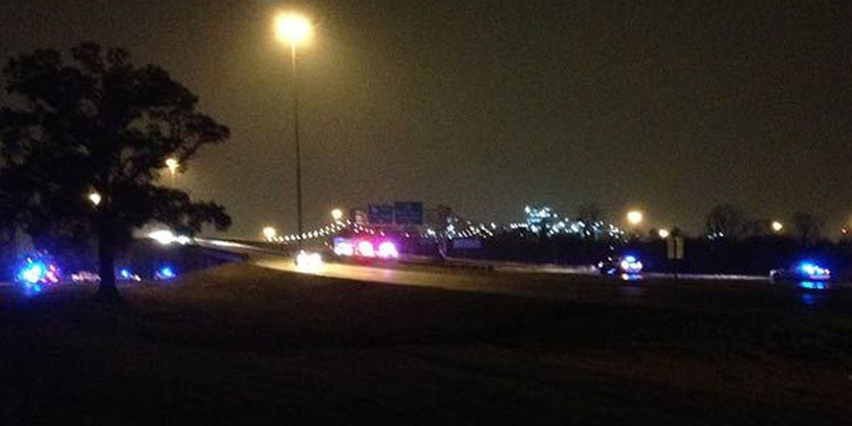 Deputies search for suspect who jumped off Intracoastal Bridge
