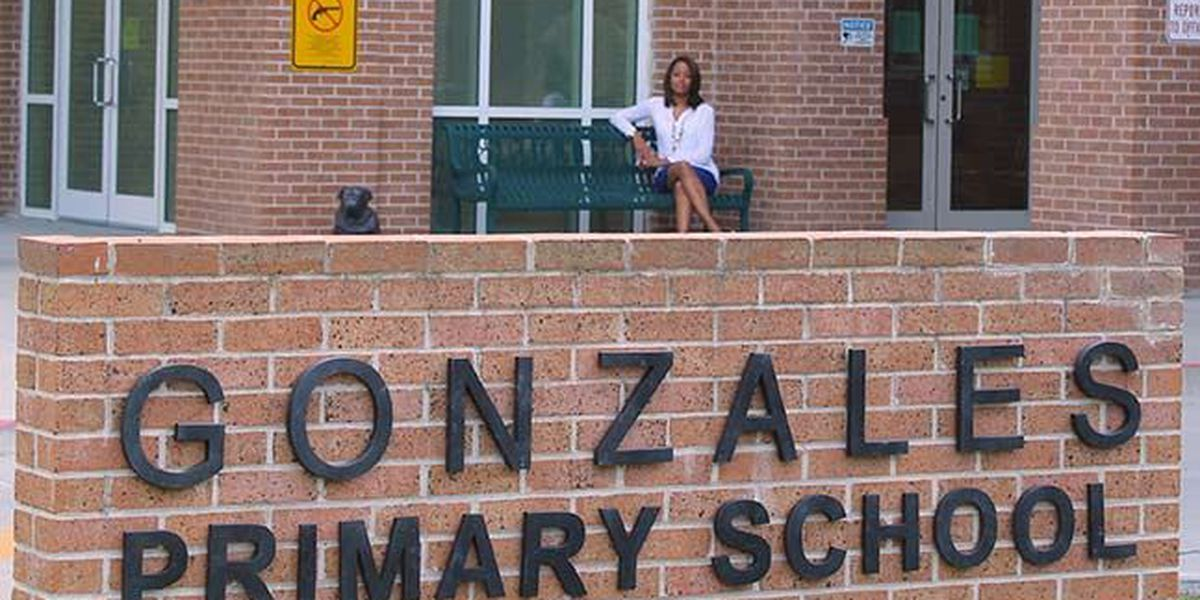Gonzales Primary School principal in the running for Louisiana Principal of the Year