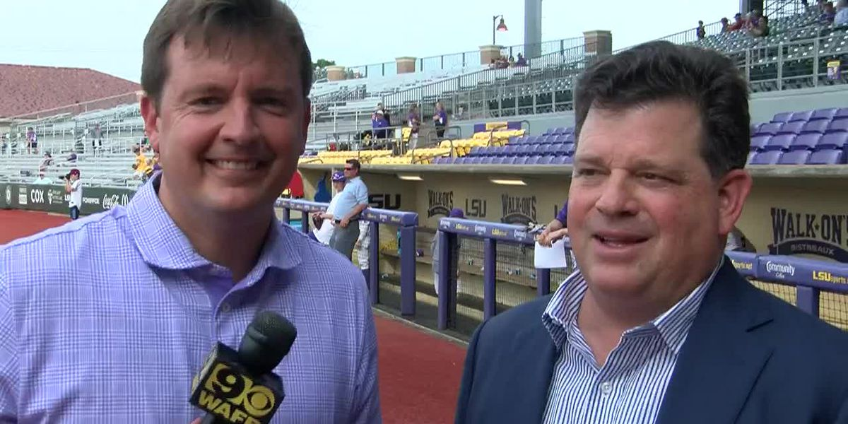 New LSU AD Scott Woodward offers 1-on-1 interview