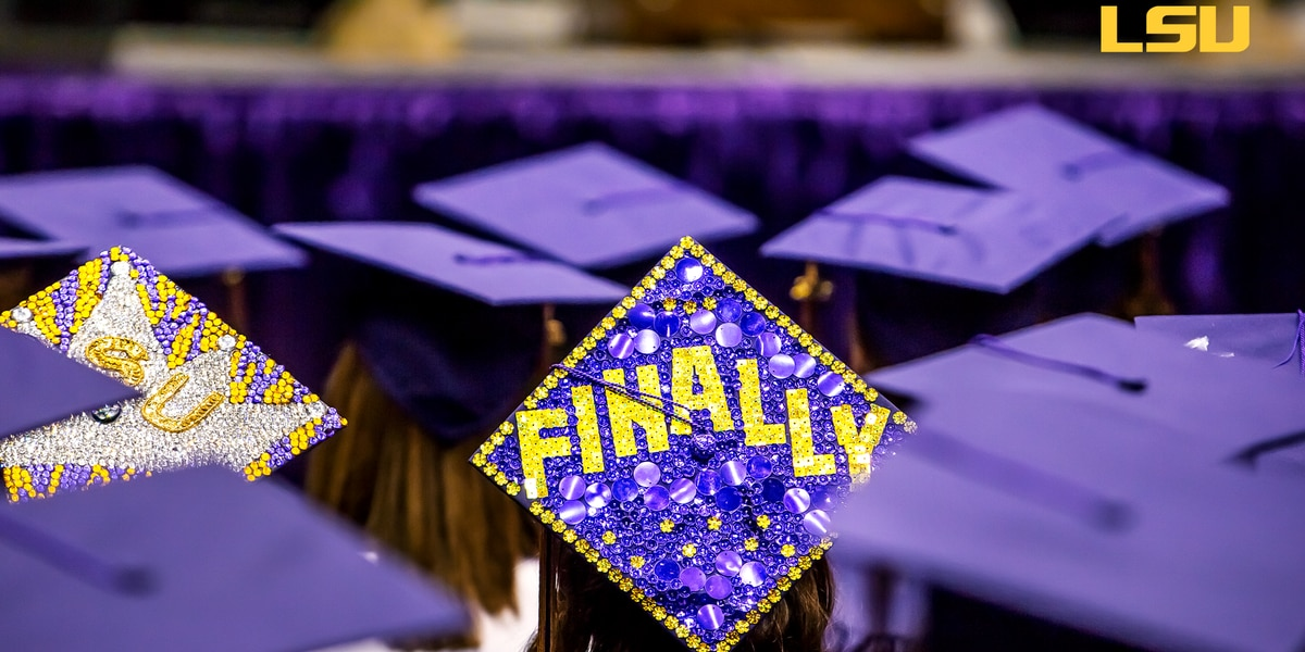 LSU holds virtual graduation celebration