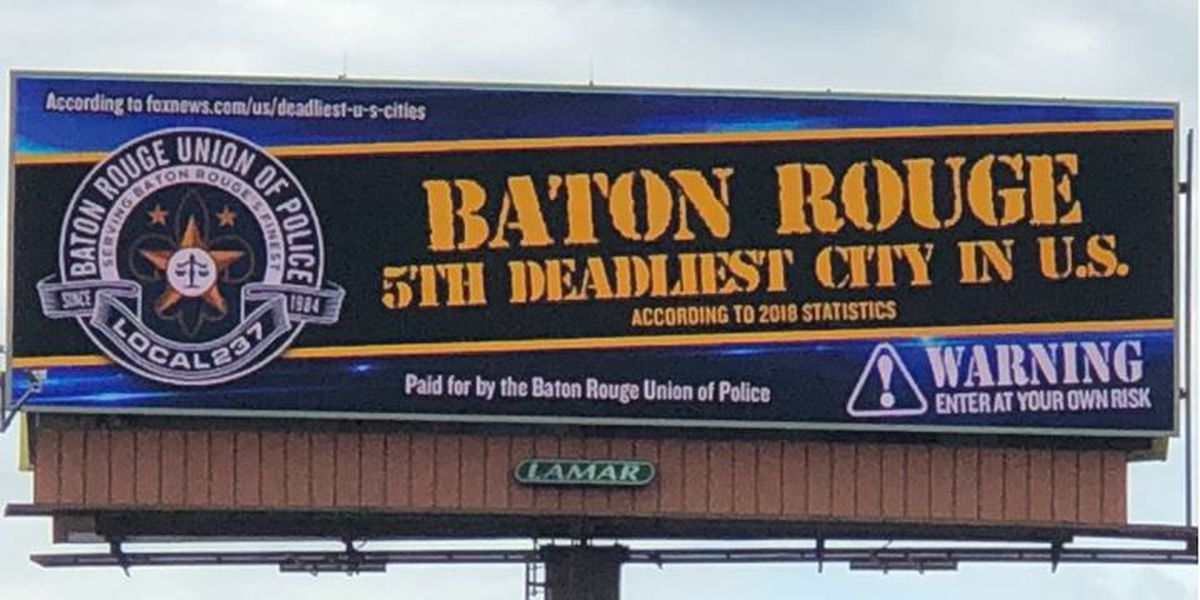 Organizations show support for BRPD amid controversy over Police Union billboards