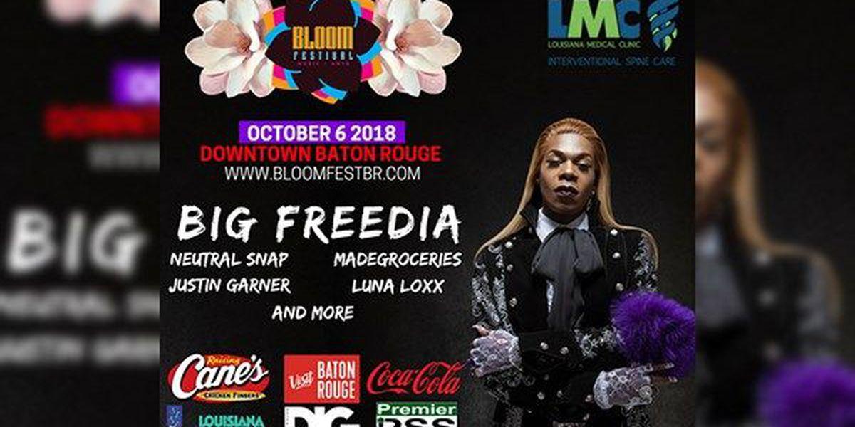Big Freedia to headline music festival in Baton Rouge