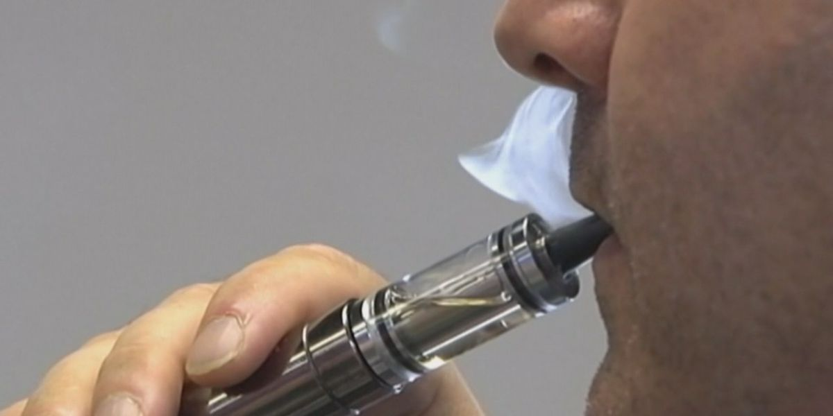 Louisiana reports third vaping death