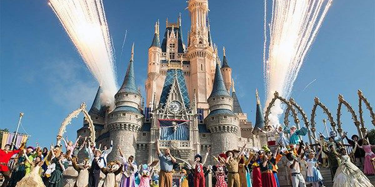 Disney World to close for 5th time in history with Hurricane Irma approaching