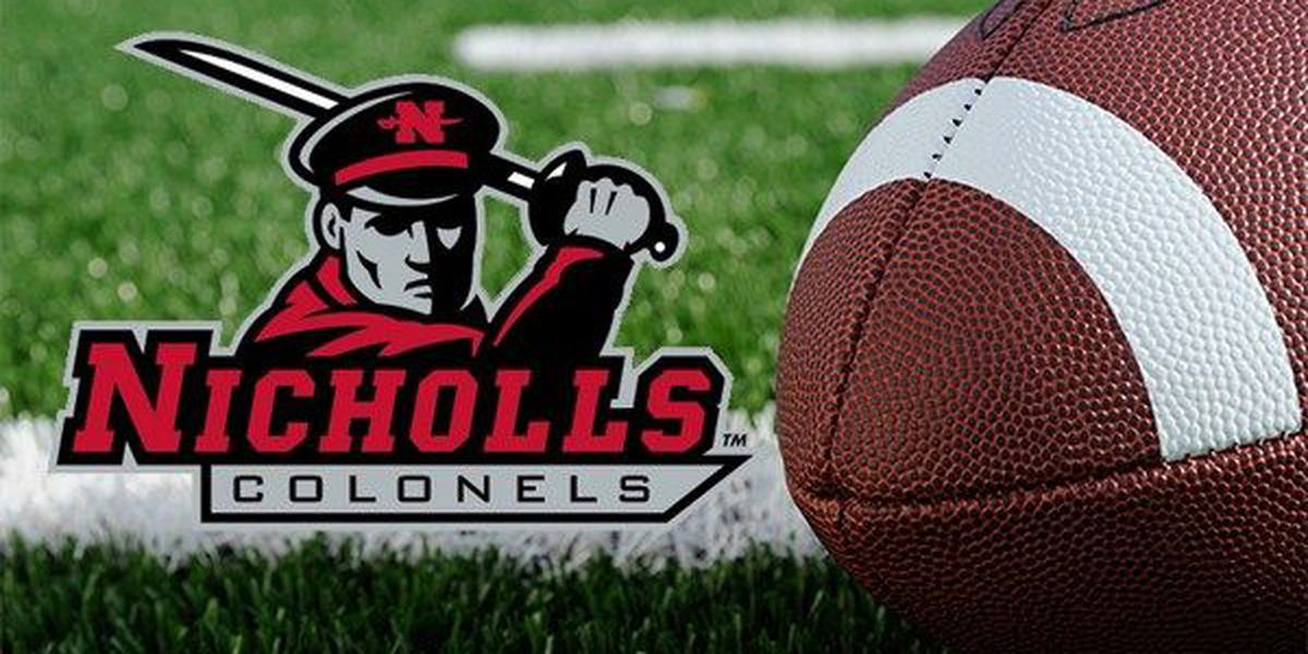 Nicholls State announces kickoff times for home schedule