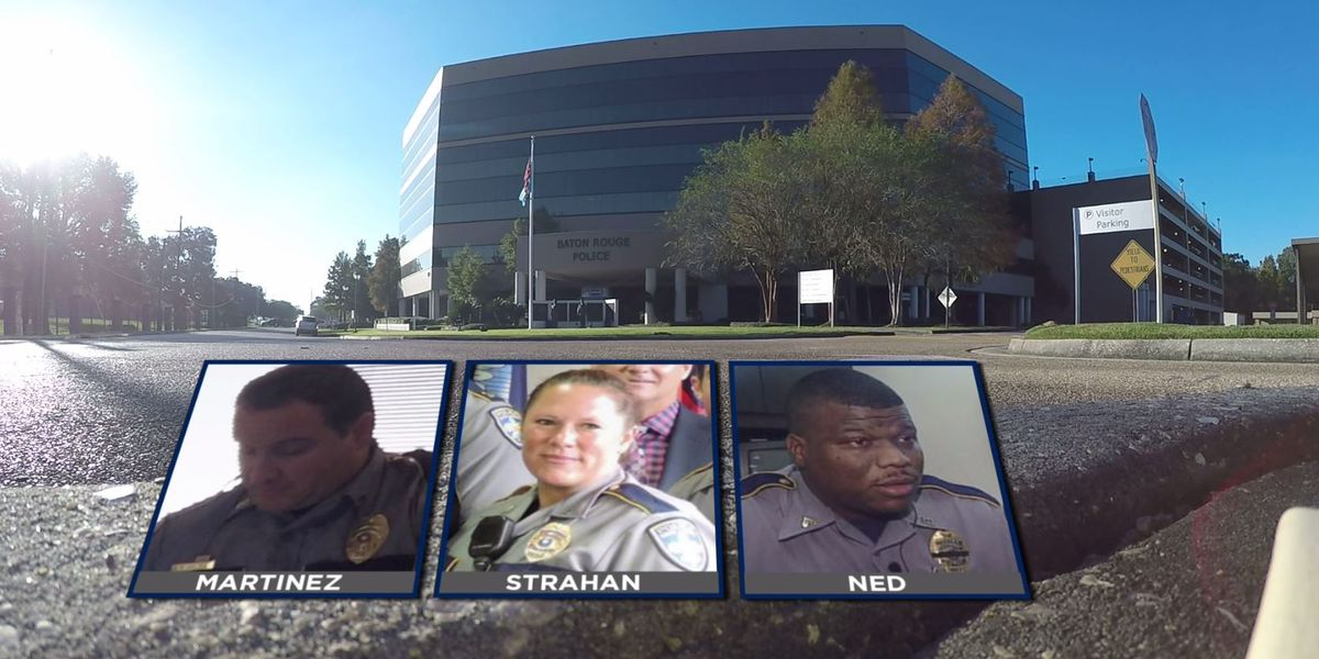 KIRAN: Are there double standards in discipline for some BRPD officers?