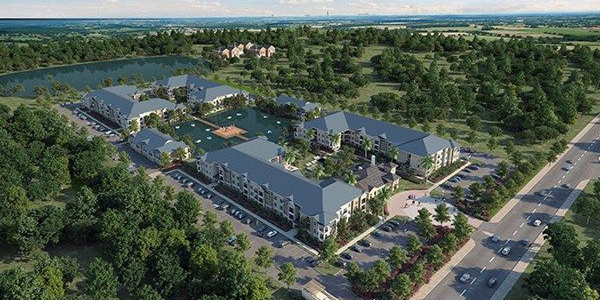 New apartment complex breaks ground in Gonzales