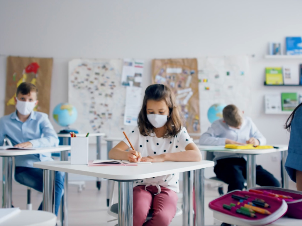Back-to-school anxiety in kids is normal, especially during a pandemic