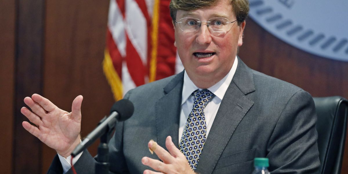 Governor Reeves' youngest daughter tests positive for coronavirus