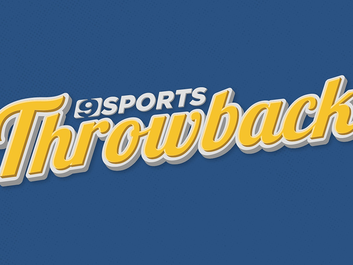 9Sports is taking you back in time with throwback clips