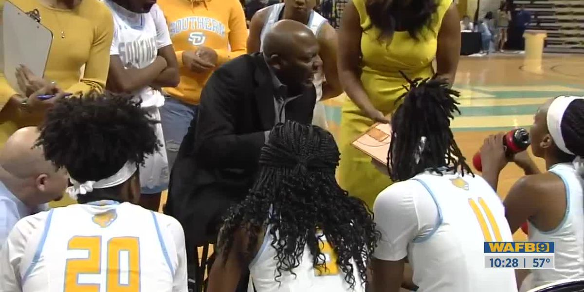 Southern Women's Basketball vs Texas Southern