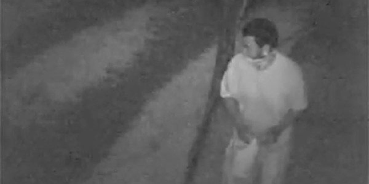 Suspect wanted for starting house fire