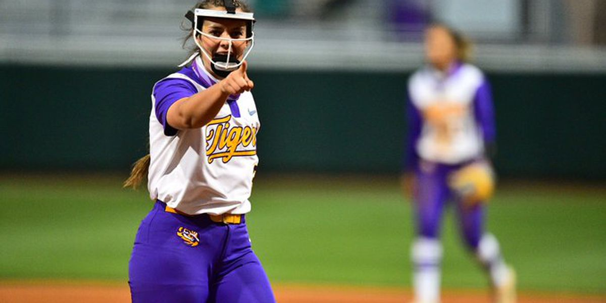 No. 12 LSU wins second straight SEC series with 4-1 win over Texas A&M