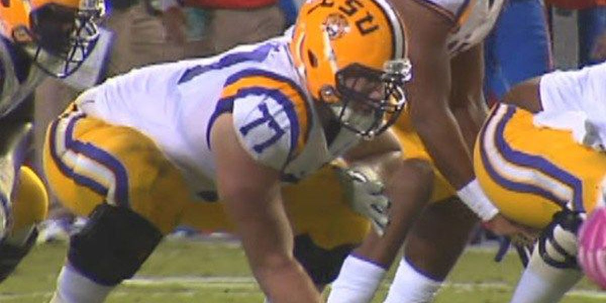 Tigers' offensive lineman named to the Rimington Award watch list