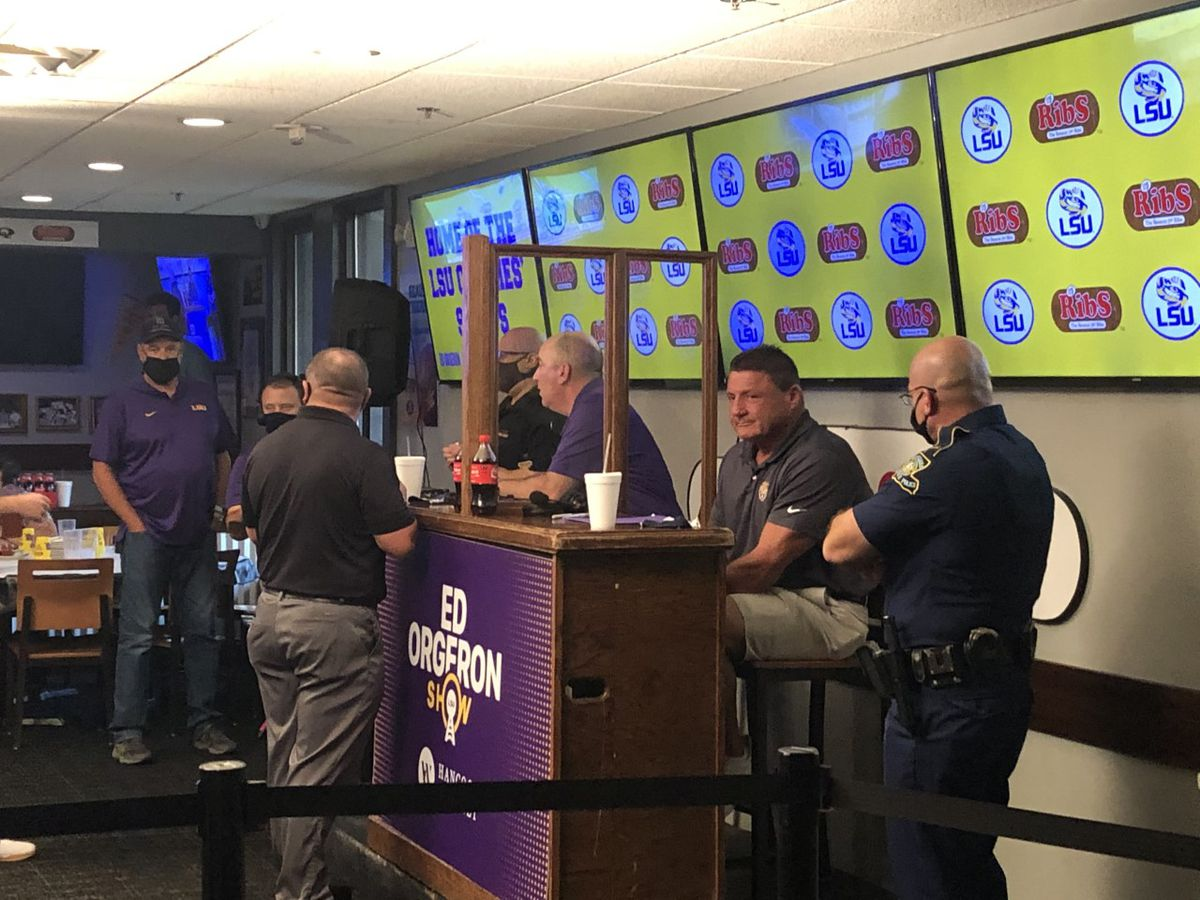 Fans enthusiastic for season, as Coach O holds first radio show of 2020 football season