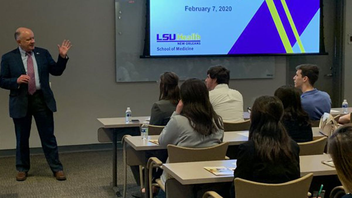 LSU says it will not require students to get COVID-19 vaccine for fall