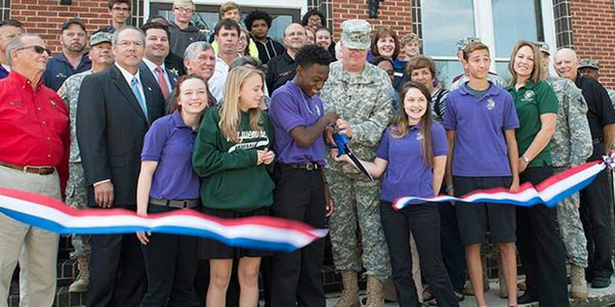 Youth science STARBASE opens in North Iberville Elementary School