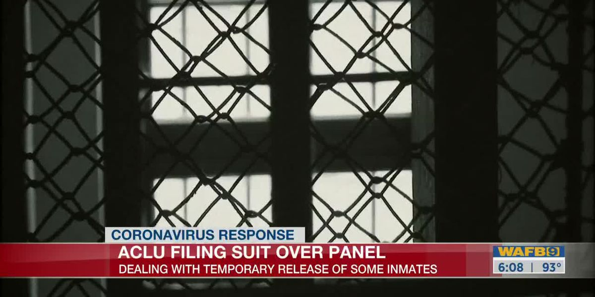 ACLU sues for documents pertaining to panel overseeing release of inmates during pandemic