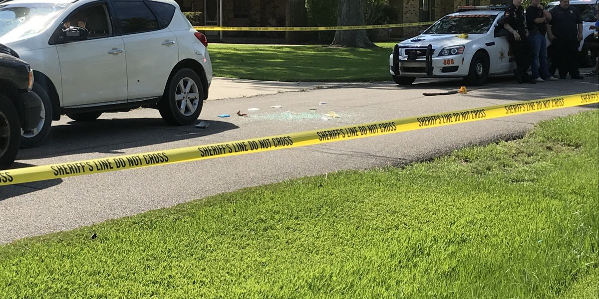 38-year-old man in critical condition after officer-involved shooting in Iberville