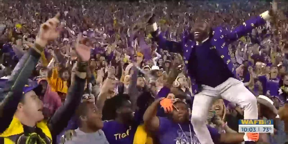 Tiger fans question what football will look like this fall