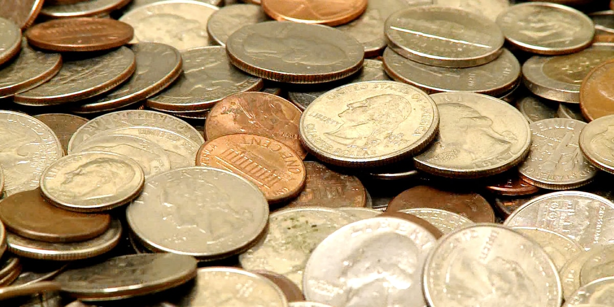 How does the coin shortage affect you locally?