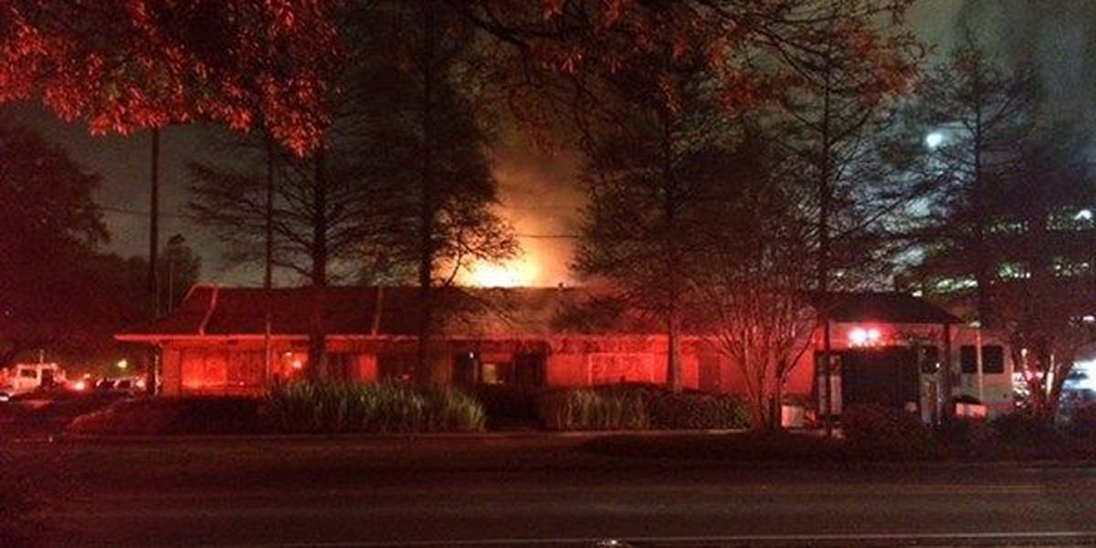 Official: McDonald's likely total loss after fire