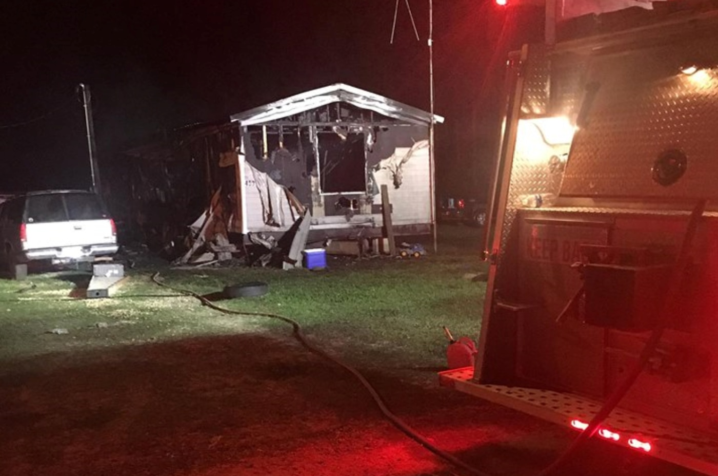 2 children killed, 5 injured in house fire in Louisiana