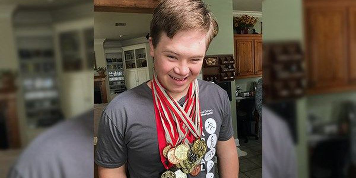 Will Power: Baton Rouge teen to represent La. in national Special Olympics