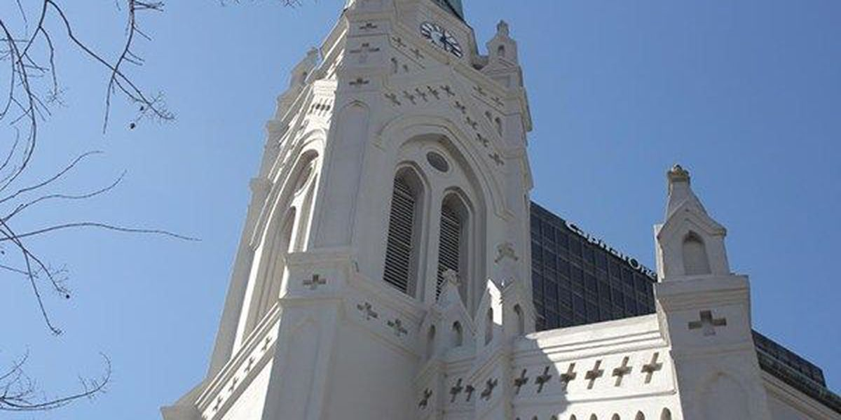 St. Joseph Cathedral holds annual Thanksgiving Eve Mass
