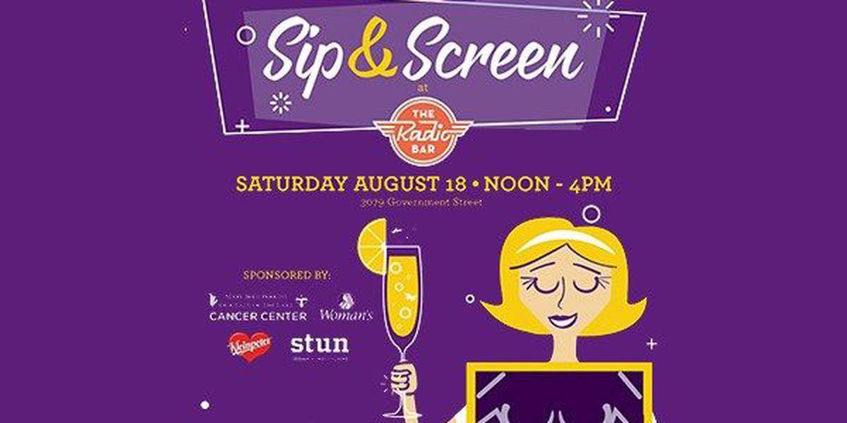 Free mimosas and mammograms at Radio Bar's Sip and Screen