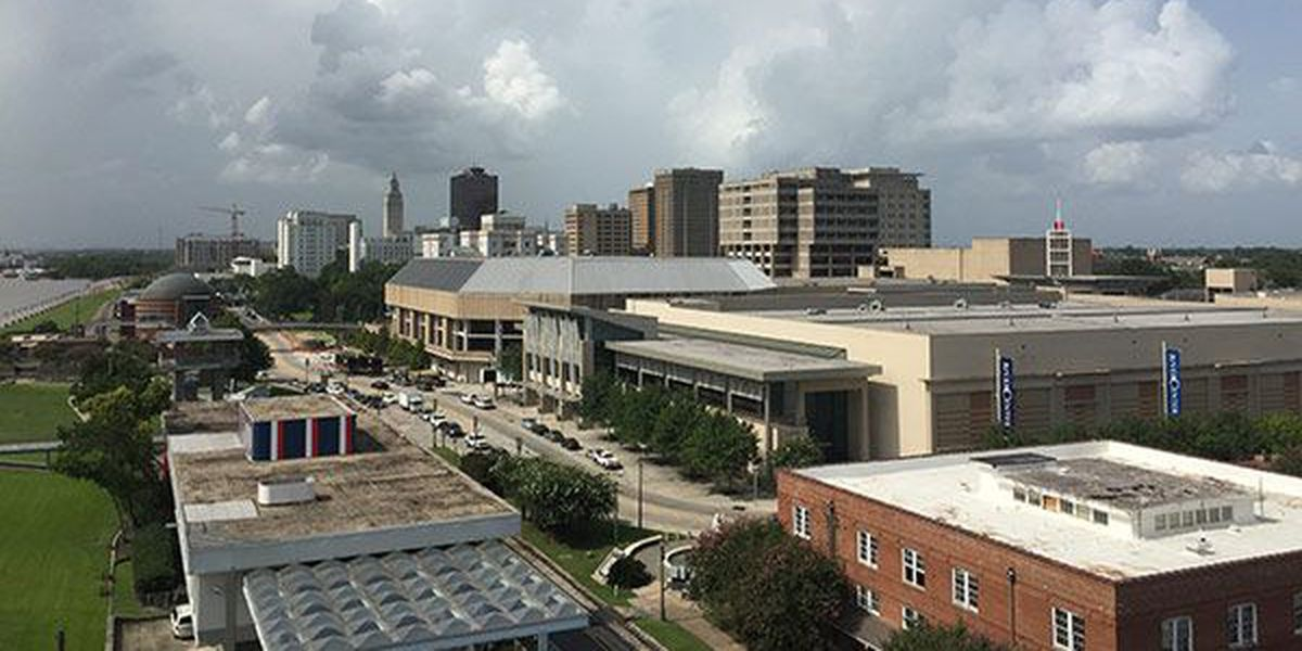 Study says Baton Rouge is least green city in US