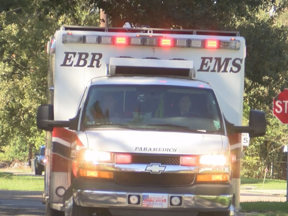 East Baton Rouge EMS has shortage in workers; unnecessary 911 calls partially to blame