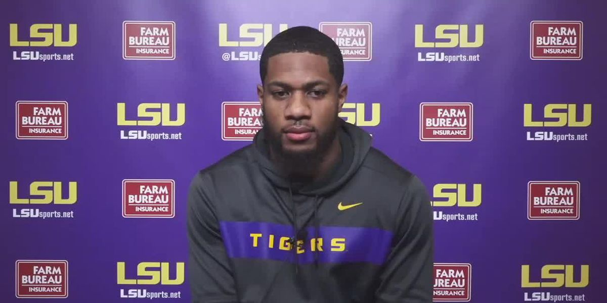 LSU LB Jabril Cox - 10/27/20 (Full Interview)