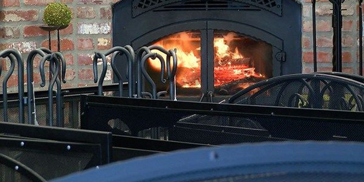 Chilly temps pose increased fire risk