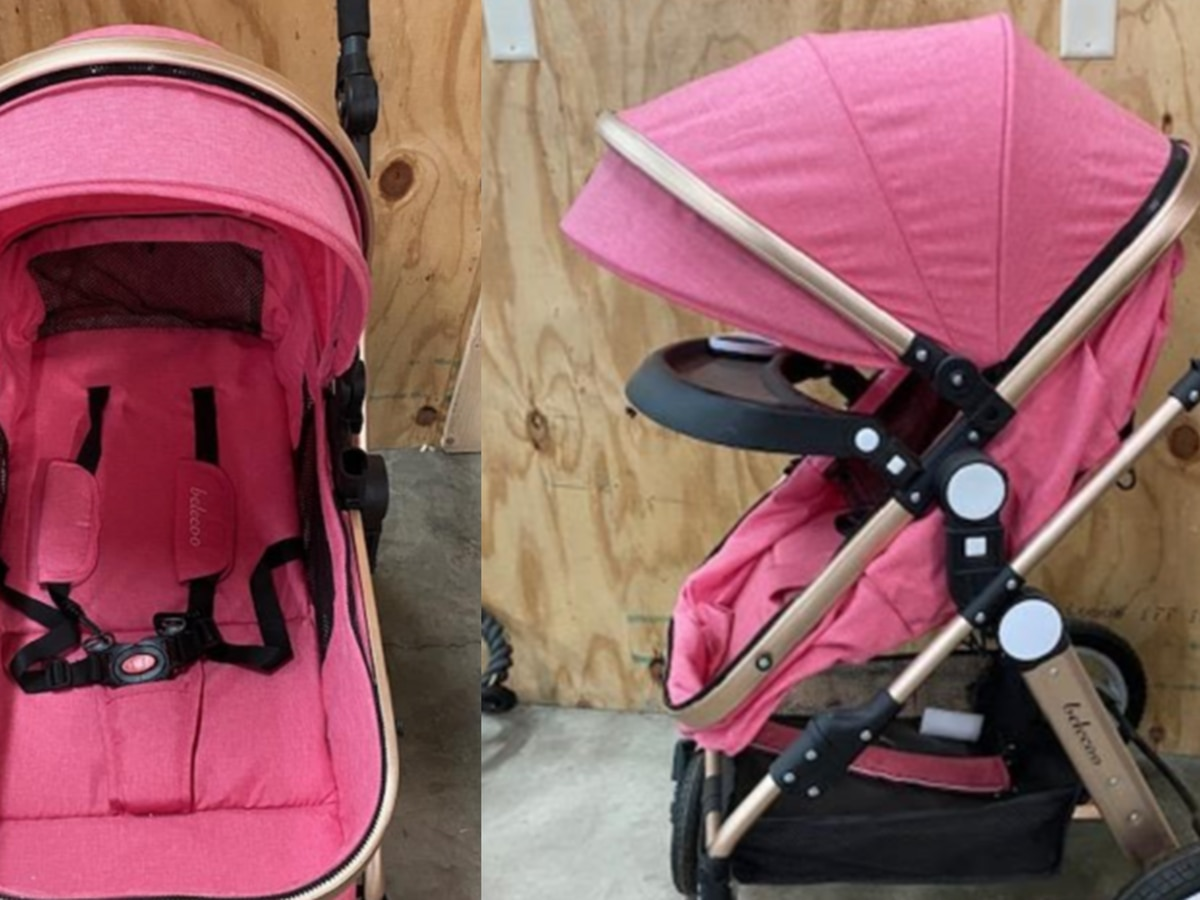 Some strollers sold on Amazon violate federal safety standards, pose risk to kids