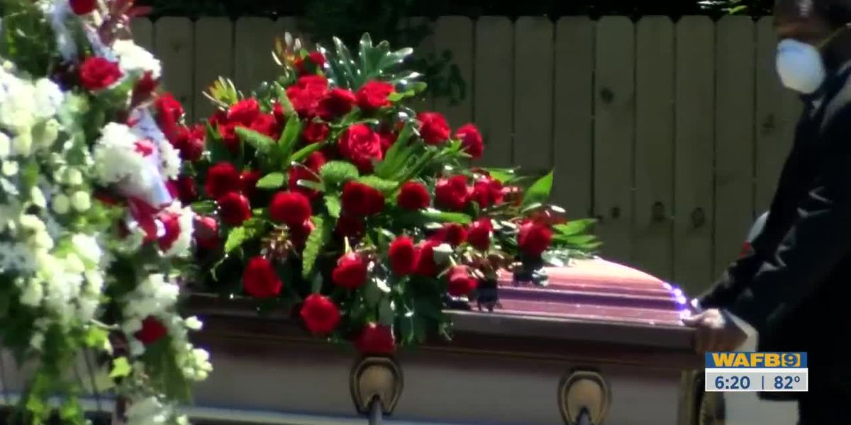 Marino Casem laid to rest