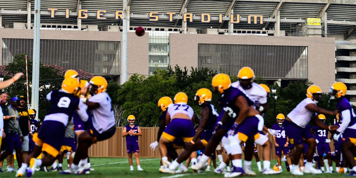 EYE ON THE TIGERS: LSU is missing pieces but still has talent
