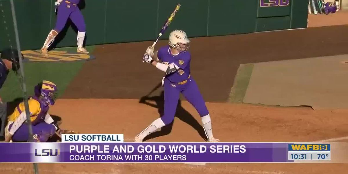 Purple and Gold World Series Recap