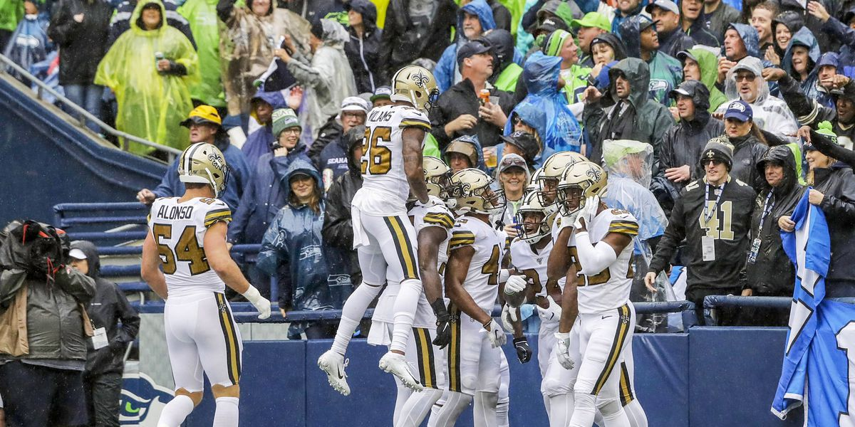 A total team effort propels the Saints to a win over the Seahawks without Brees