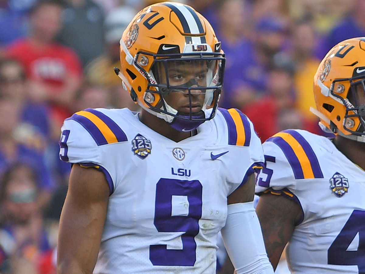 LSU S Grant Delpit, CB Kristian Fulton named to Bednarik Award Watch List