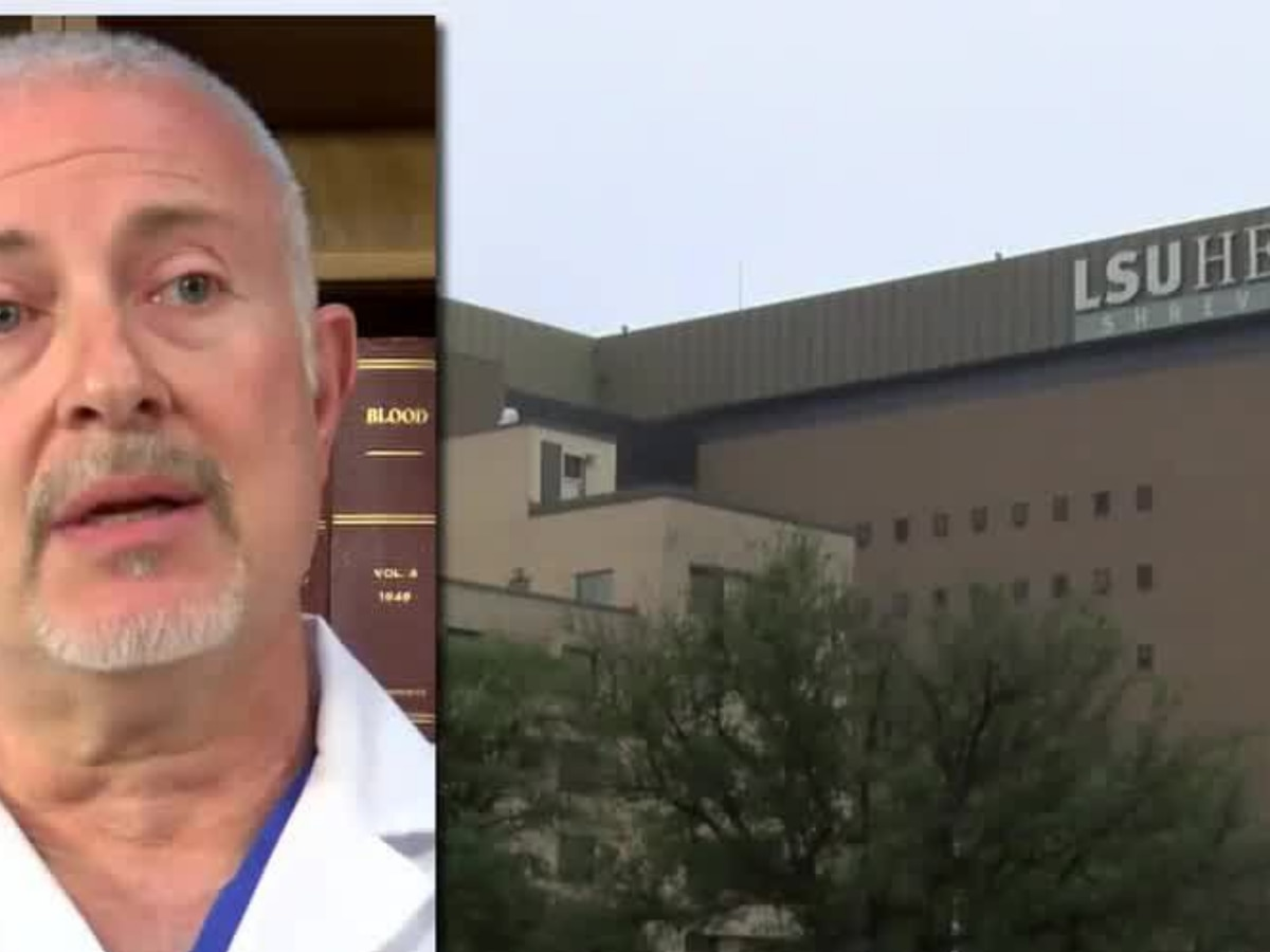 LSU Health Shreveport employee placed on leave following EEOC complaint against Dr. Ghali