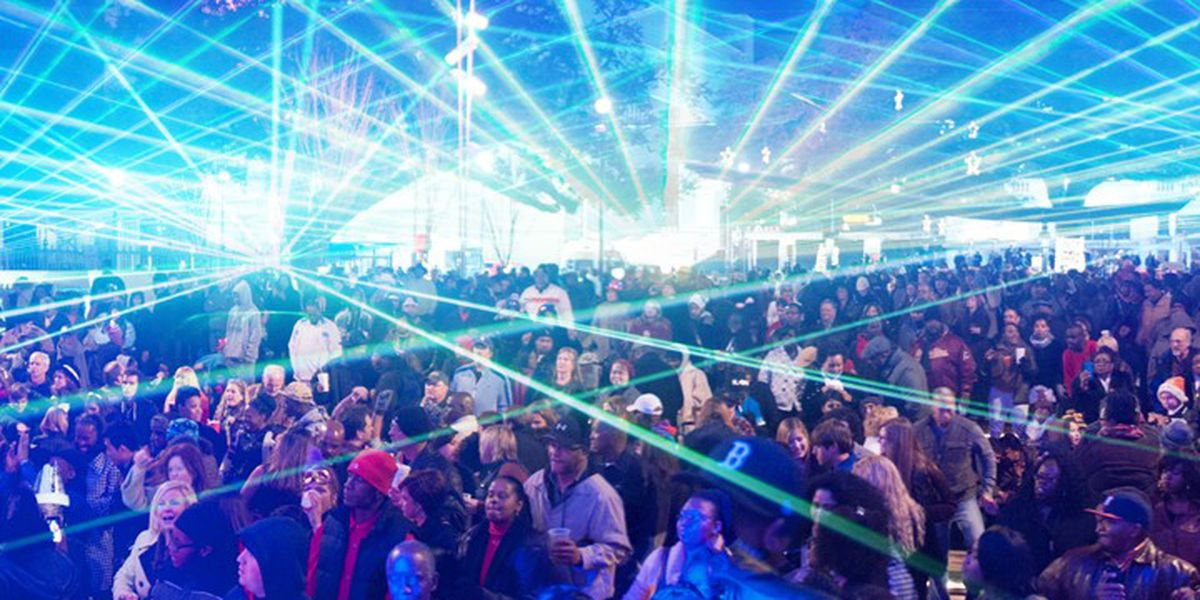 Red Stick Revelry to debut two laser shows for New Year's Eve event