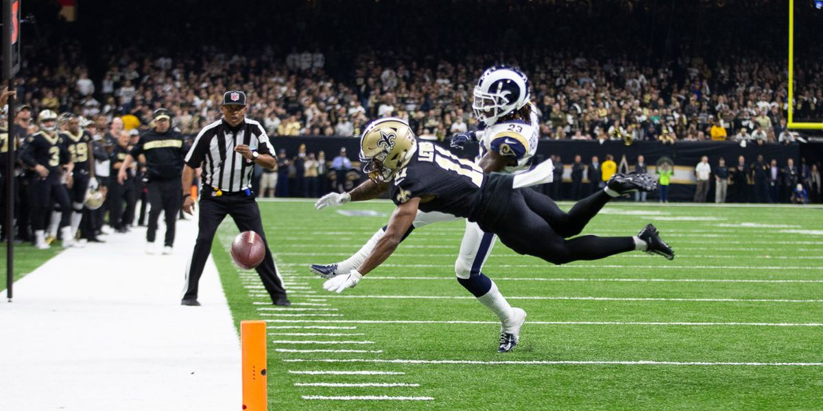 NFL distributes updated rules on pass interference replay review