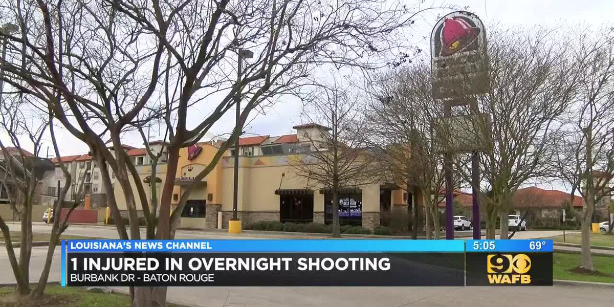 24-year-old man shot at Taco Bell near LSU campus