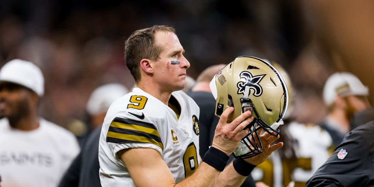 'I'm pleased with the progress' - Brees talks about Saints' offense heading into regular season finale, playoffs